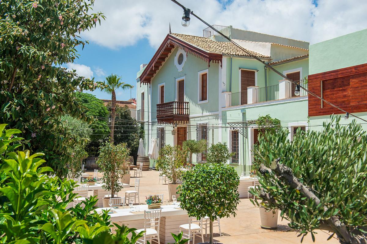Villa Ramona Restaurante